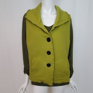NTCO Nomadic Traders Long Sleeve Top With Vest